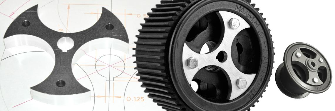 eXPANDHUB Wheel Adapter