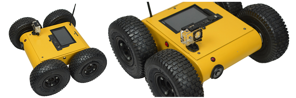 RC Rover REV9-16