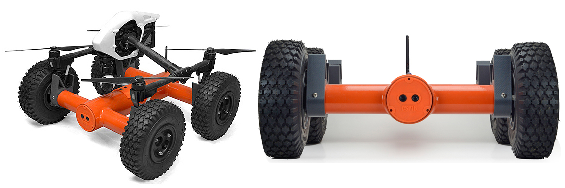 RC ROver HBot