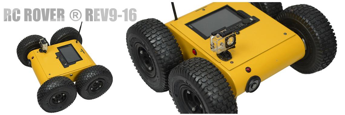 RC Rover REV9-16