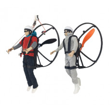 BMP Micro Paraglider Pilot